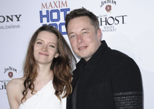 Elon Musk e Talulah Riley