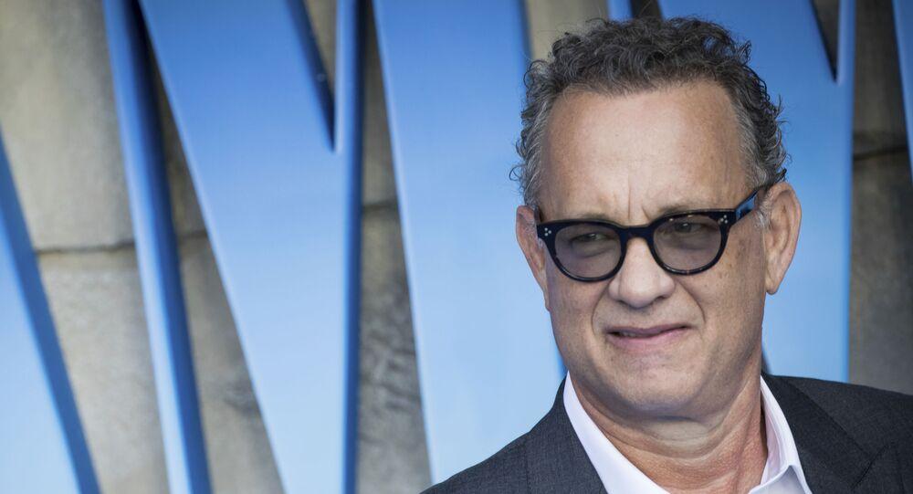 Tom Hanks (foto d'archivio)