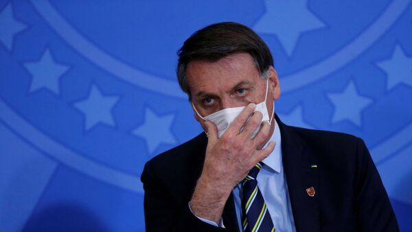 Il presidente brasiliano Jair Bolsonaro - Sputnik Italia