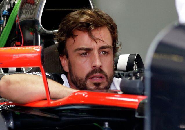 Fernando Alonso (foto d'archivio)