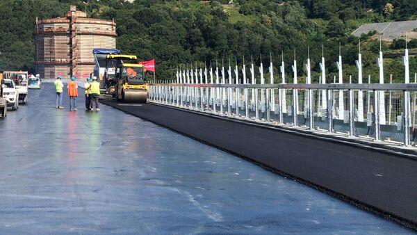 Costruzione del nuovo ponte a Genova - Sputnik Italia