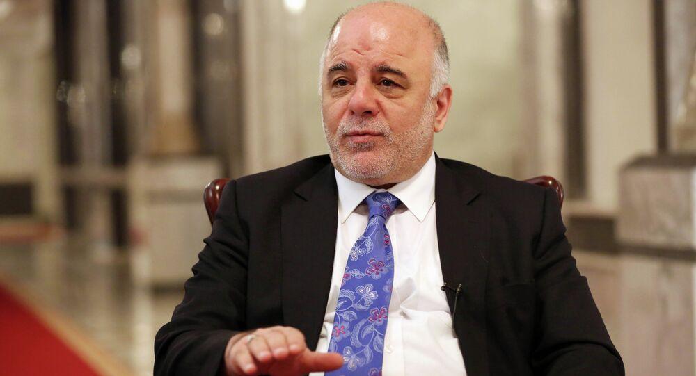 Premier iracheno Haider al-Abadi
