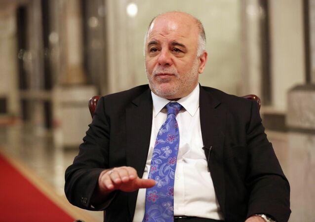 Premier Iraq Haider al-Abadi