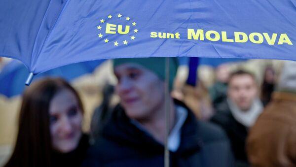 Manifestazione europeista in Moldavia - Sputnik Italia