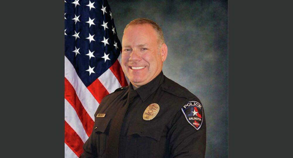 Agente della polizia USA che ha ucciso un 19enne nel Texas