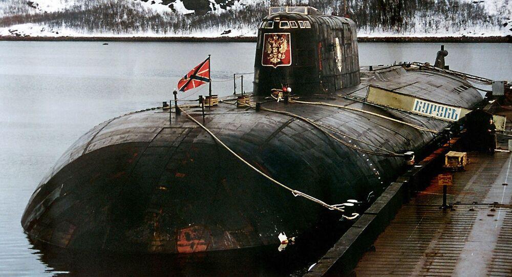 Sottomarino Kursk