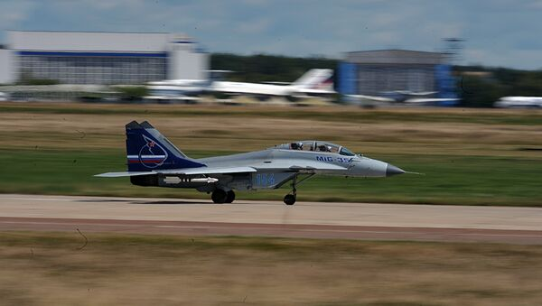 MiG-35 - Sputnik Italia