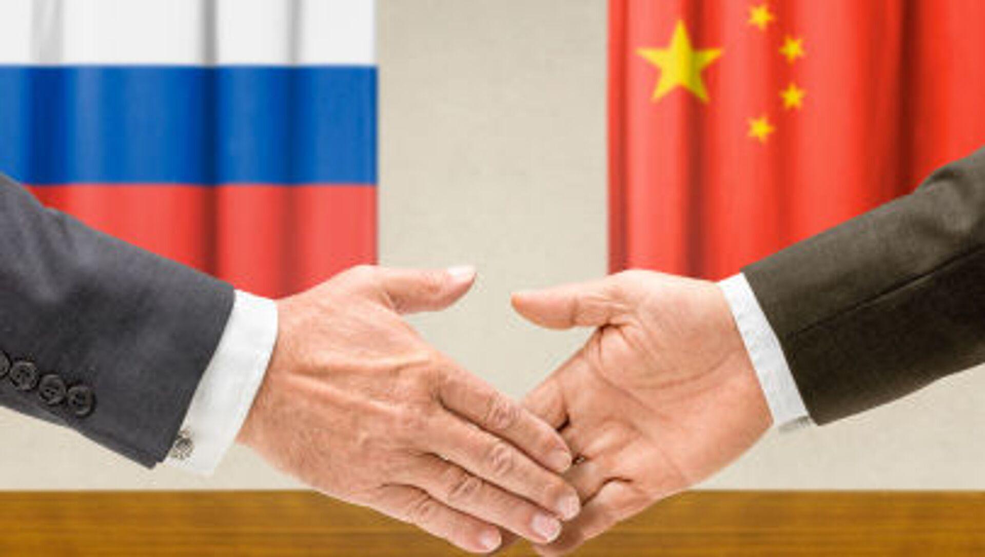 La cooperazione tra Cina e Russia - Sputnik Italia, 1920, 22.04.2021