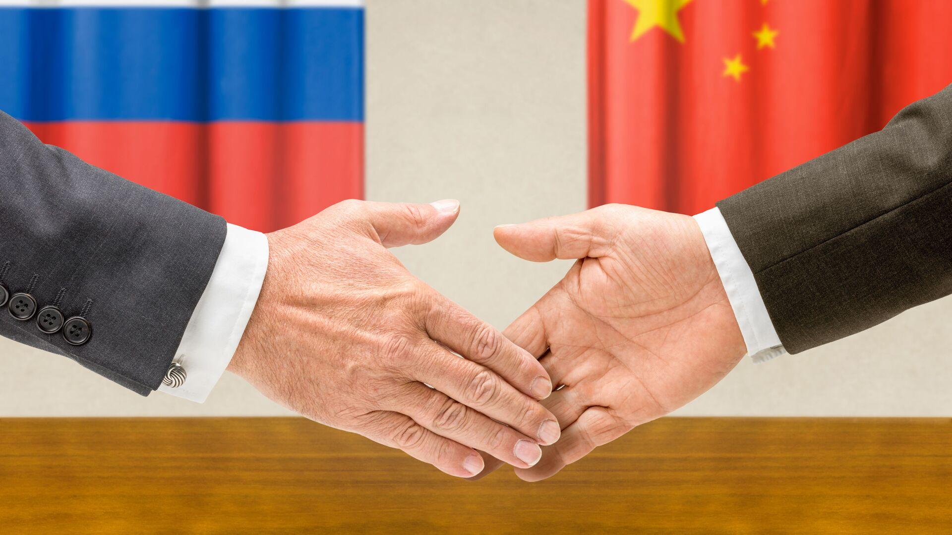 La cooperazione tra Cina e Russia - Sputnik Italia, 1920, 28.06.2021