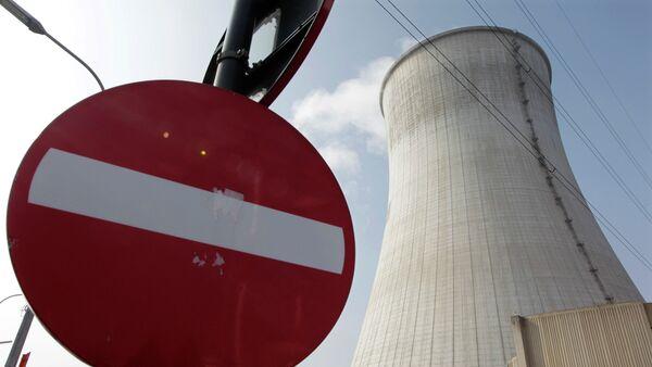 Uno dei tre reattori della centrale nucleare belga di Tihange - Sputnik Italia