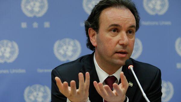 Khaled Khoja - Sputnik Italia