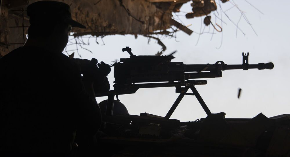 Hanno comprato un ingente quantitativo di pistole, mitragliatrici, munizioni e parti di ricambio in Unione europea – ha affermato Markin