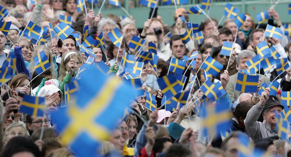 Bandiere Svezia
