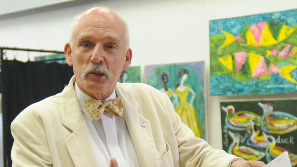 Janusz Korwin-Mikke - Sputnik Italia