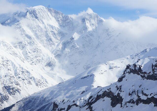 La catena del Caucaso