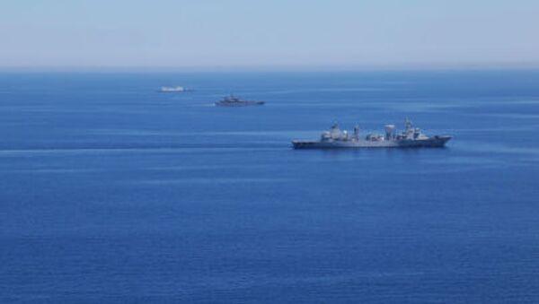 Esercitazioni russo-cinesi nel Mediterraneo - Sputnik Italia