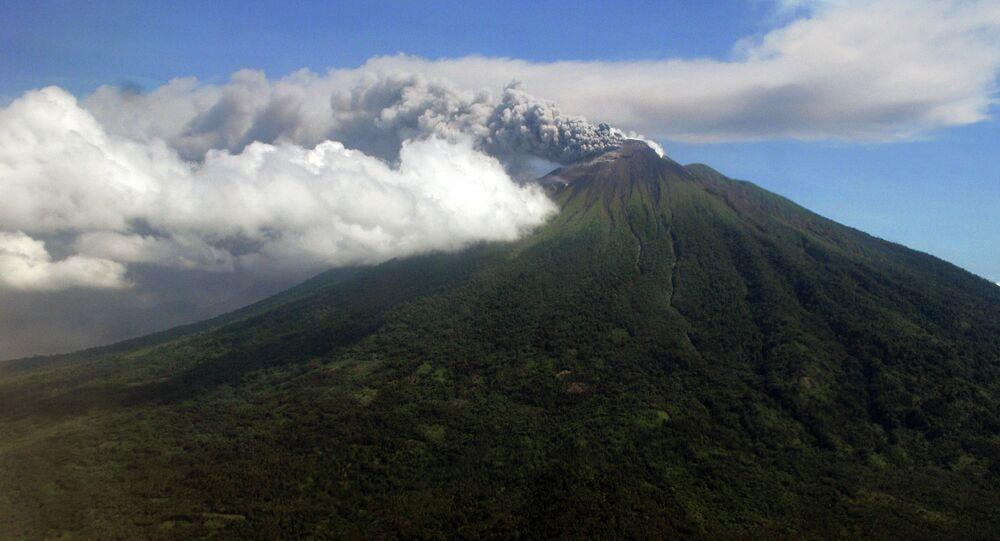 Montagne Indonesia
