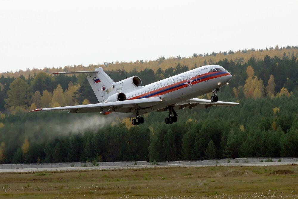 Leggende dell'Aviazione civile russa