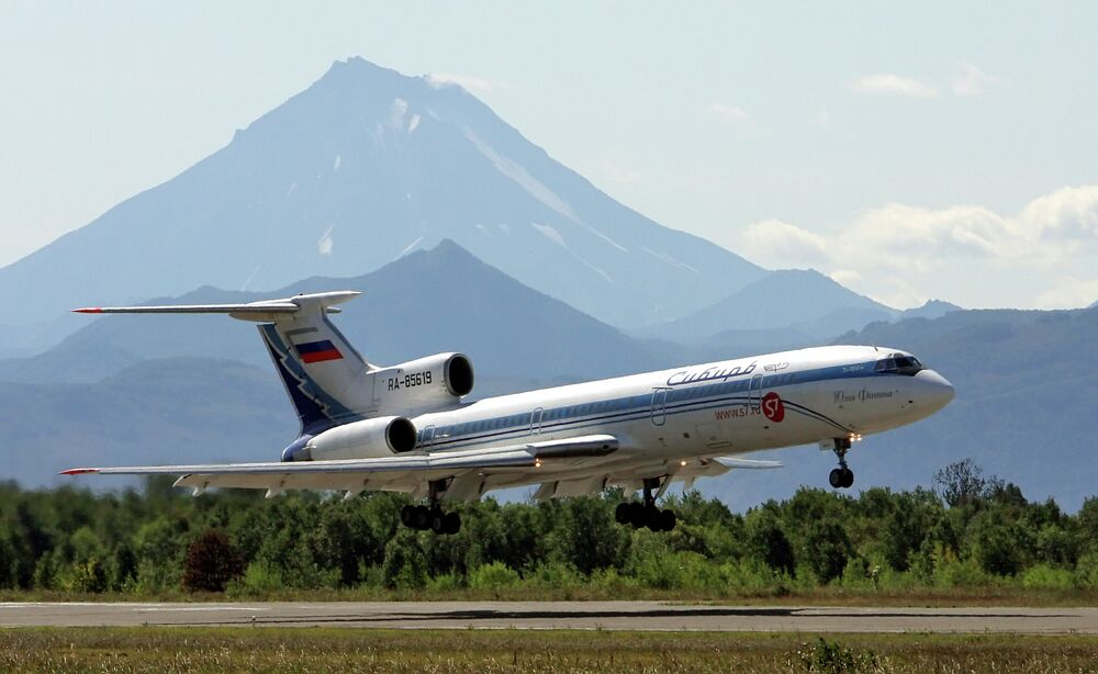 Up in the Sky: Legends of Russian Civil Aviation