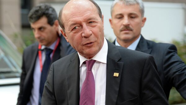 Traian Basescu - Sputnik Italia