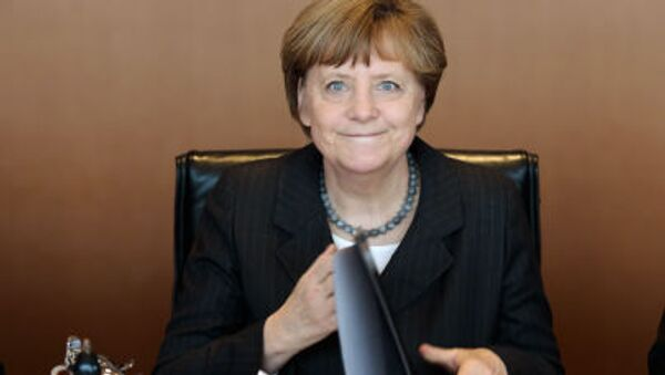 Cancelliere tedesco Angela Merkel - Sputnik Italia