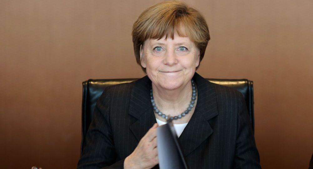 Cancelliere tedesco Angela Merkel