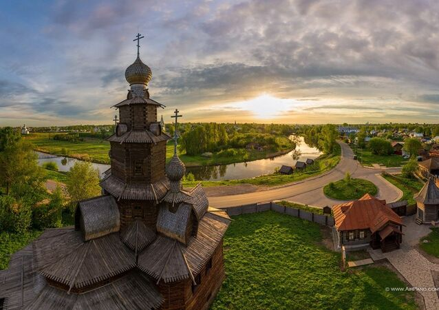The Museum of Wooden Masterpieces, Suzdal