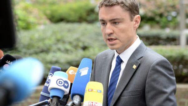 Премьер-министр Эстонии Таави Рыйвас - Sputnik Italia
