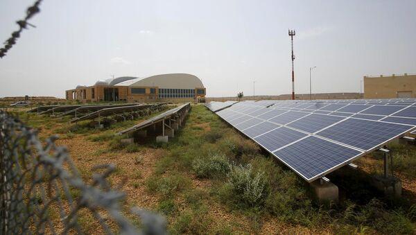 Pannelli solari - Sputnik Italia