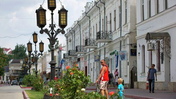 Cities of Russia. Feodosia - Sputnik Italia