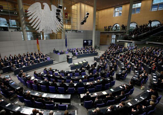 Parlamento tedesco, Bundestag